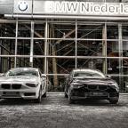 HDR BMW Niederlassung am Messeglände in Hannover/Laatzen