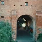 Kaisertor am Mühlenteich in Lübeck