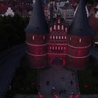 Night of Light - Holstentor