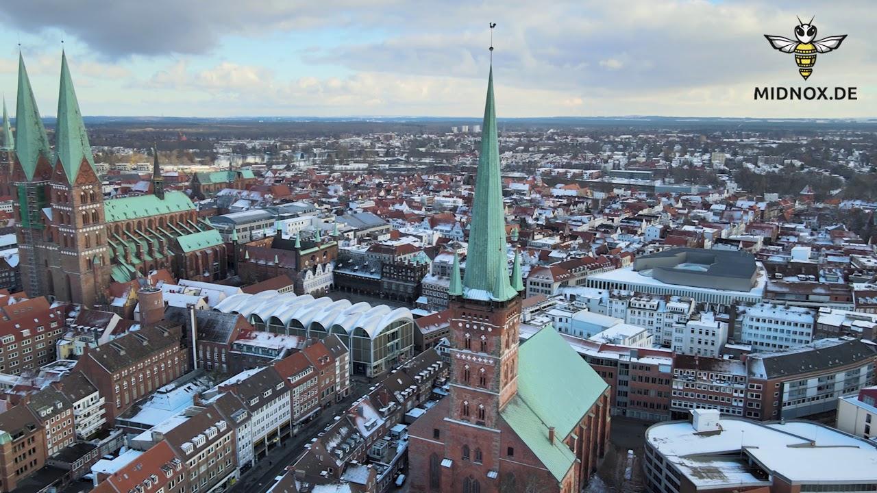 Lübeckes Altstadtinsel