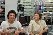 Costa Cordalis machte Fans glücklich