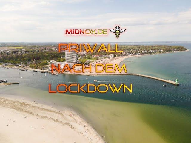 (DROHNE) Priwall nach dem Lockdown